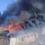 Загорелся «Океан». Очередной пожар в торговом центре