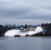 Для дачи Медведева в Плёсе закупили снег на зиму