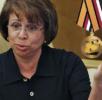 Ирина Роднина награждена медалью «Участника военной операции в Сирии»