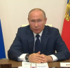 Для народа — эпидемия и режим самоизоляции, а для Путина — парад и голосование